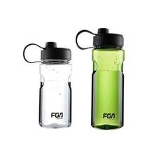500 ml/800 ml Botella de Agua Al Aire Libre Deportes de Fitness Portátil Mi Botella de la Coctelera De Plástico Botellas de Agua Libre de BPA