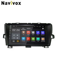Navivox 8 inchs Car DVD GPS Navigation for Toyota Prius Car DVD Multimedia player GPS Navigation Autoradio dvd player