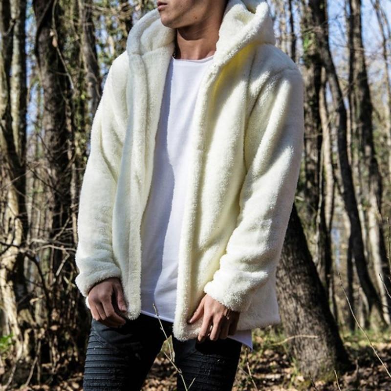 Bomber Strickjacke Jacke Männer 2019 Neue Marke Winter Dicke Warme Fleece Teddy Mantel für Herren SportWear Trainingsanzug Männlichen Fleece Hoodies