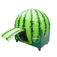 Orange, watermelon, lemon shapes optional street food cart street food kiosk fruit mobile food carts/trailer with free shipping