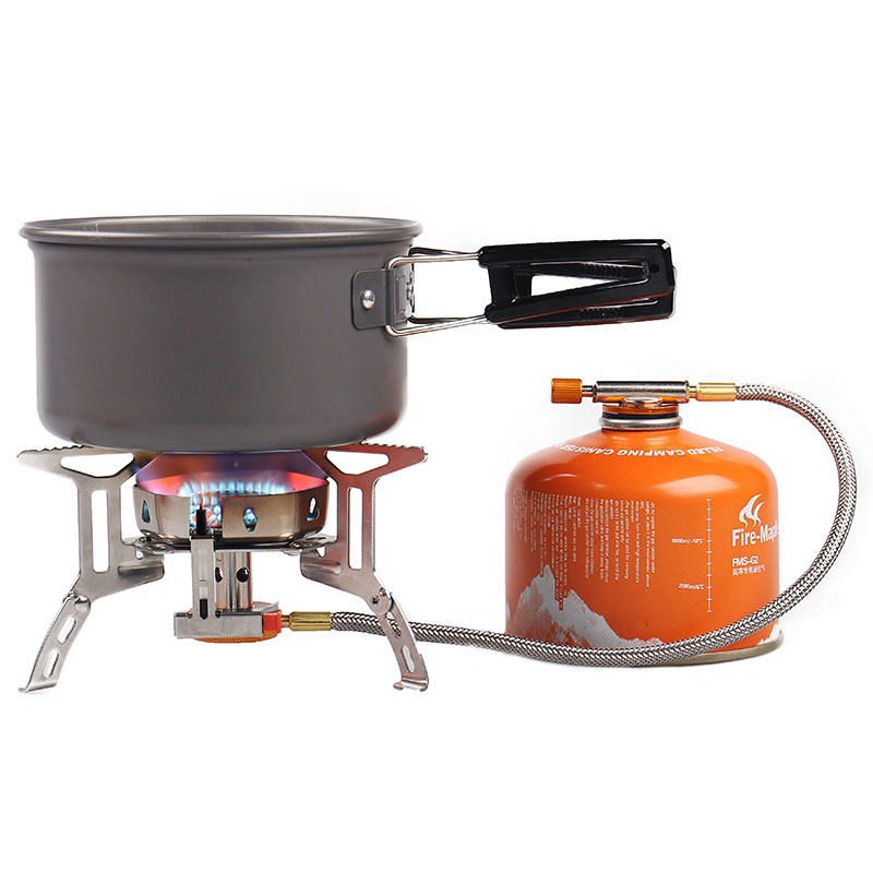 Jeebel DAS-8A Preheating Oil/Gas Multi-Use Outdoor Camping Stove Cooker  Picnic Cookout Hiking Equipment Gasoline Stove