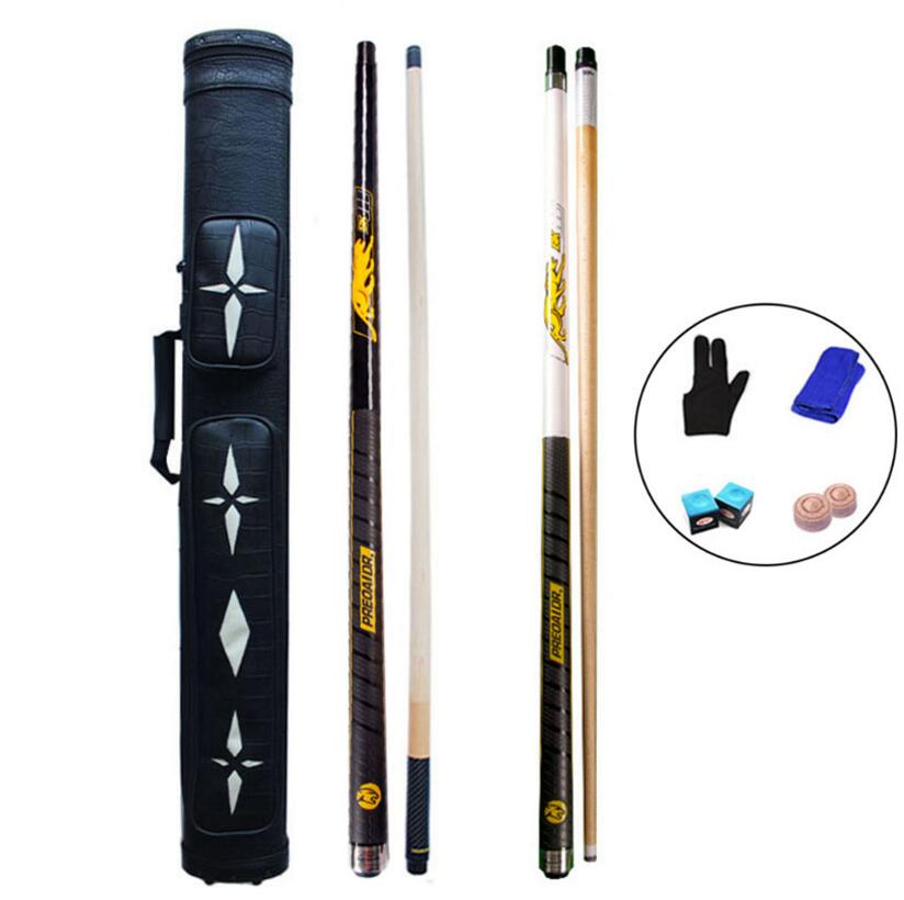 New BK3 Break Cue Punch Jump Cue Billiard Pool Cue Stick 12.75mm 11.5mm Tip Black White Color with Pool Cue Case Set China 2019New BK3 Break Cue Punch Jump Cue Billiard Pool Cue Stick 12.75mm 11.5mm Tip Black White Color with Pool Cue Case Set China 2019
