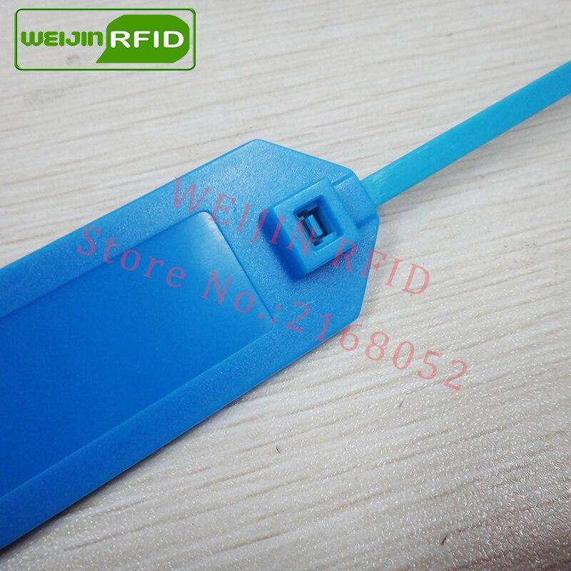 RFID tag UHF ABS kabelbinder Alien 9662 EPC6C 915 mhz 868 mt 860 960 ...