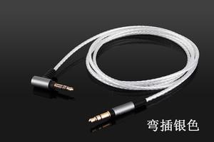 Image 3 - 4ft/6ft Argent Plaqué Câble Audio Pour SONY MDR XB950N1 MDR 1000X MDR 100AAP 100ABN XB950BT MDR 1A MDR 1ADAC 1ABP 1ABT casque