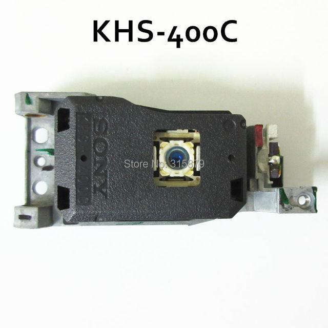 Nuevo Original KHS-400C para PS2 lente Óptico de CD DVD KHS400C KHS 400C