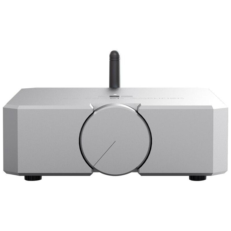完成ミニハイファイの Bluetooth 5.0 オーディオパワーアンプ 2*80 ワットデュアルチャンネルステレオアンプ新 2019  グループ上の 家電製品 からの アンプ の中 1