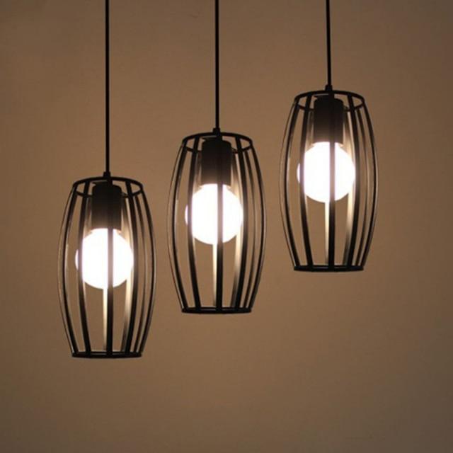 Vintage Lampenschirm Kronleuchter Industriellen Draht Lampenschirm ...