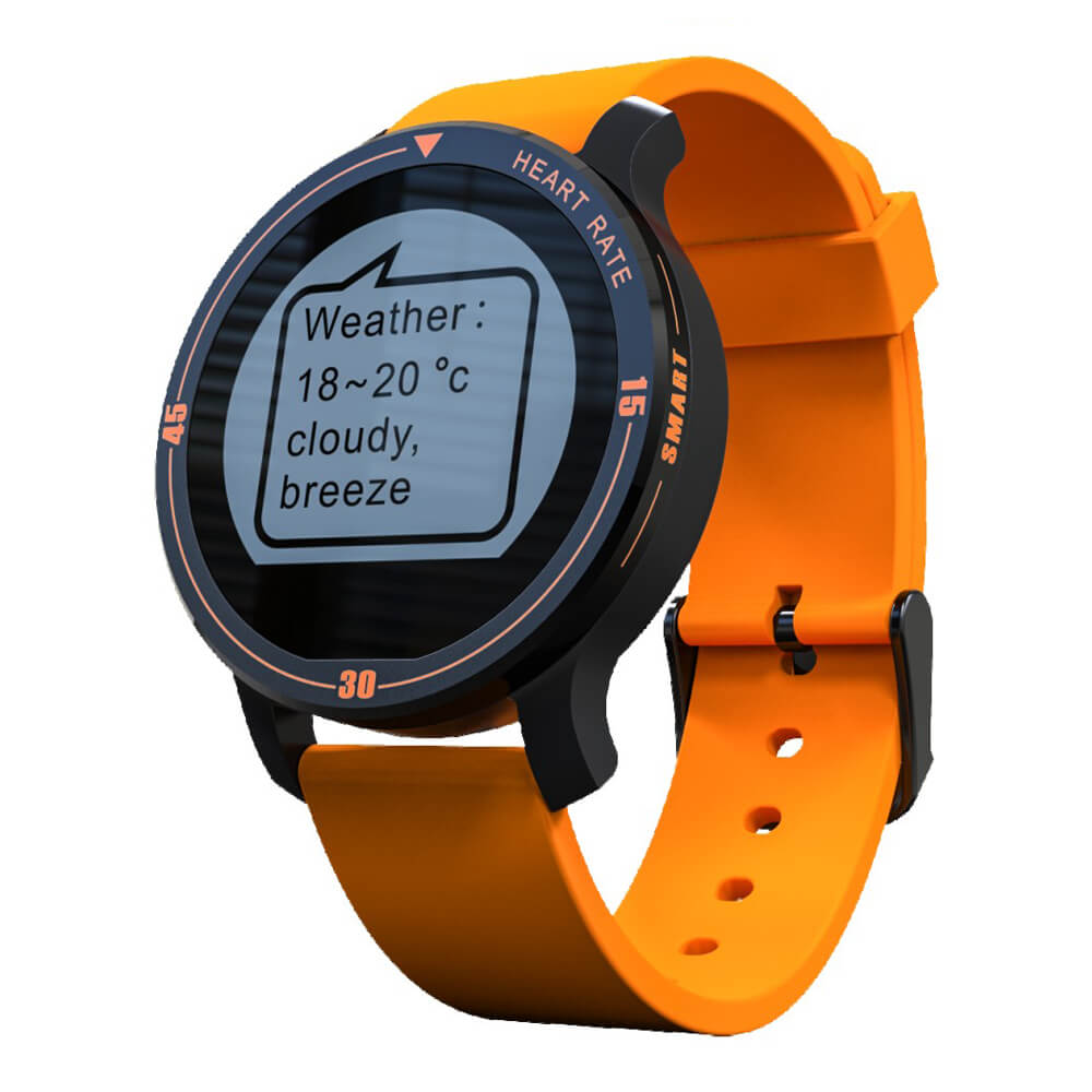 MAKIBES AEROBIC A1 SMART SPORTS WATCH BLUETOOTH DYNAMIC HEART RATE MONITOR SMARTWATCH S200 231407 1