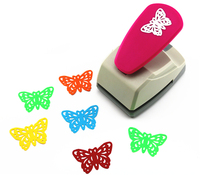 Free Shipping 33cm Butterfly Punches Limited Edition Large Craft Punches Decorative Hole Punch Very Beautiful Puncher