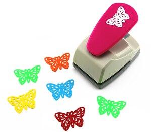 Image 1 - 33cm vlinder stoten limited edition grote craft ponsen decoratieve perforator zeer mooie puncher