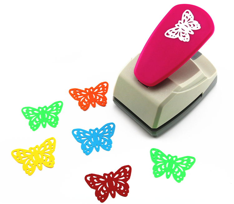 Buy free shipping 33cm butterfly punches for Craft punches for sale