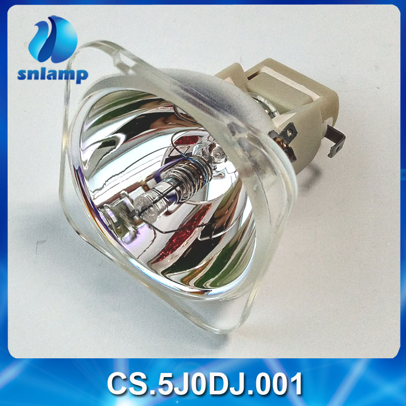 Replacement Projector Lamp Bulb CS.5J0DJ.001 for SP820 compatible projector lamp for benq 5j j1s01 001 6k j2f01 001 5j j1m02 001 cs 5jj1m 021 cs 5jj1b 1b1 mp770 mp610 mp610 b5a w100