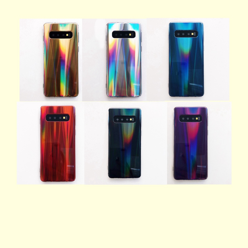 Laser aurora protective csae for xiaomi redmi 6 6A 5plus note5pro S2 cover 5X 6pro 8se phone back case coque funda