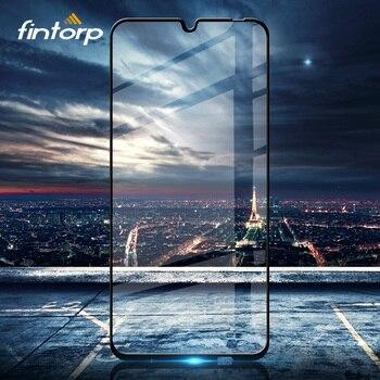 Перейти на Алиэкспресс и купить Fintorp 3D закаленное стекло для Huawei Y7 Prime Pro 2019 P смарт-Защита экрана для Huawei Honor 10 Lite 8A Magic 2 защитная пленка