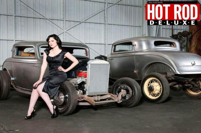 Hot Rod Car Silk Wall Posters Hd Big Modern Home Living Room