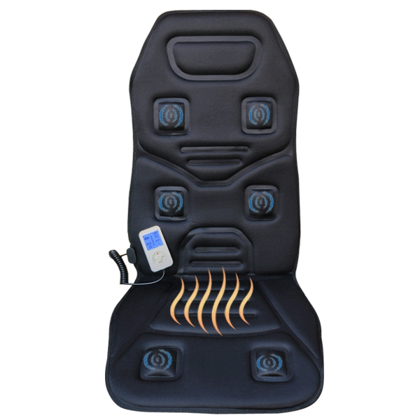 Winter car heating massage cushion office chair cushion vehicle electric heating general pad