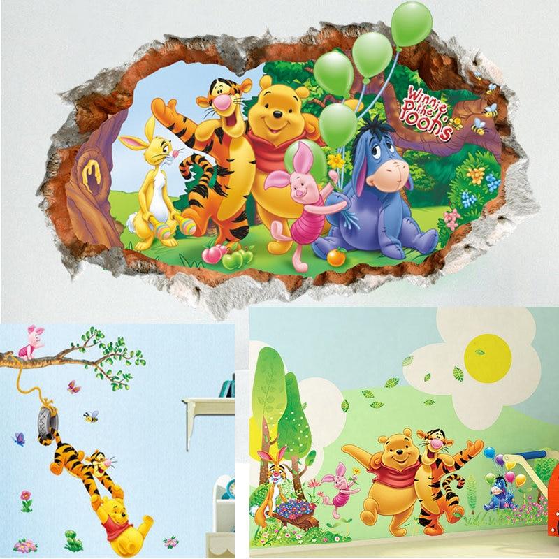 Winnie The Pooh Home Decor