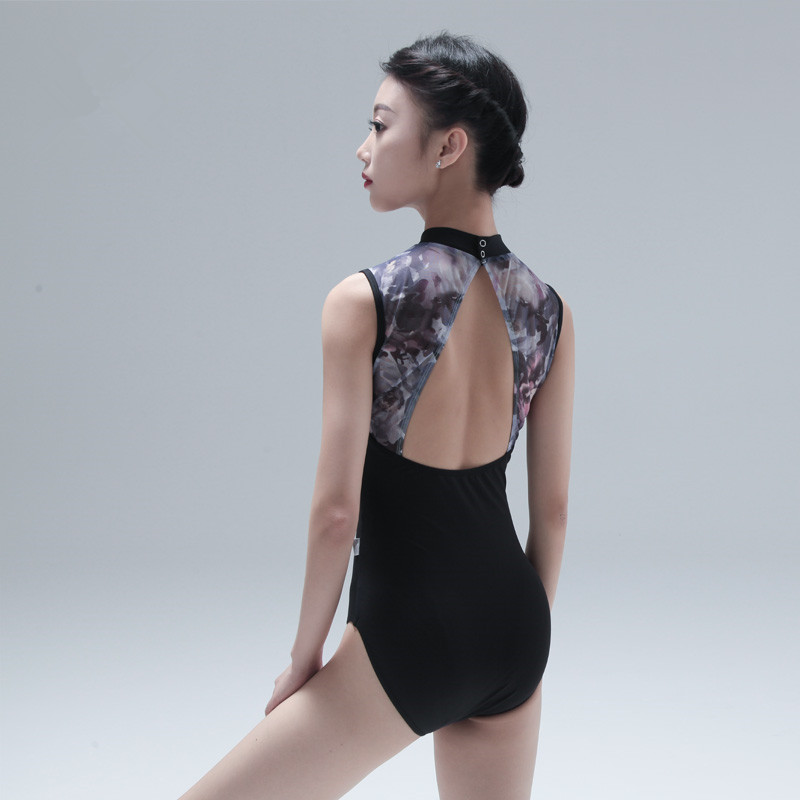 Gymnastic swimsuit gymnastics leotard ballet tutu dance dancing skirt dress flat body suit jumpsuit swimwear costumes