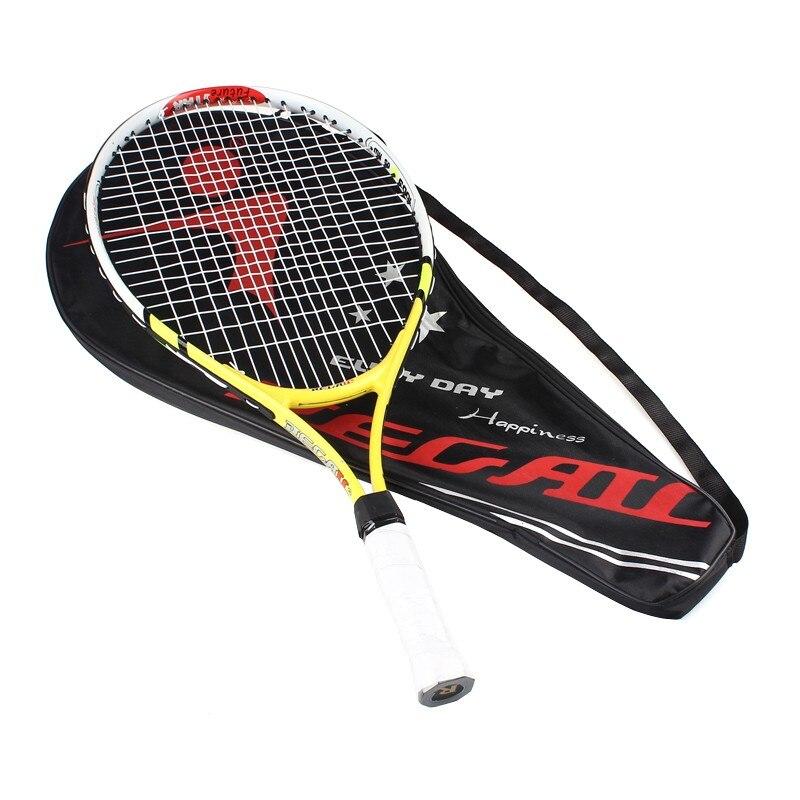 Haute Qualité 1x Nouveau Junior Raquette De Tennis Raquette Formation Raquette pour Enfants Enfants Jeunes Raquettes De Tennis avec Carry Bag Chaude