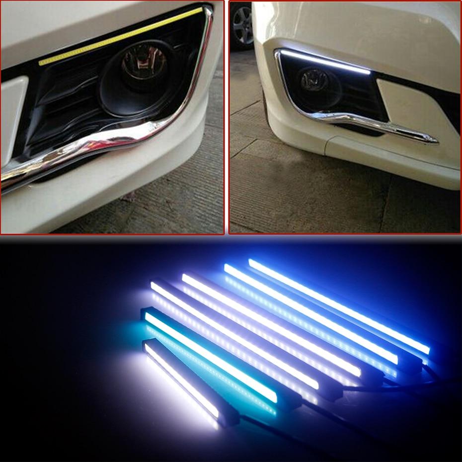 Automobilsko svjetlo za maglu LED dnevna svjetla 7030SMD LED DRL - Svjetla automobila - Foto 6