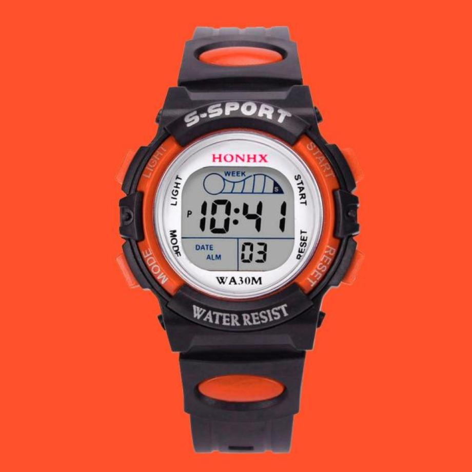 Dropshipping 2018 Sport Herenhorloge Multifunctioneel Quartz-alarm - Herenhorloges - Foto 3