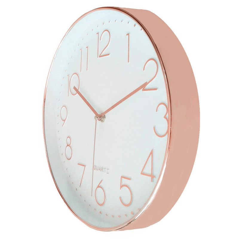 Modern Wall Clock 12 Inch Large Decorative Universal