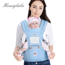 Honeylulu 3 in 1 Combined Ergonomic Baby Carrier Multifunction Sling For Newborns Kangaroo Wrap Ergoryukzak Hipsit