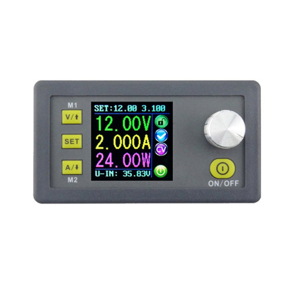 DPS3003 Constant Voltage Current Step-down Programmable Adjustable Regulated Power Supply Voltage Converter LCD Voltmeter diy kit dc dc adjustable step down regulated power supply module belt voltmeter ammeter dual display