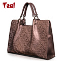 2016 Hot sale genuine leather handbags for women Fashion Designer Brand cowhide shoulder bag Crossbody high quality luxury bags