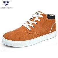 WEST SCARP Men Oxfords Shoes Genuine Suede Leather High Quality Fashion Men S Casual Shoes Men