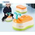 Aplicar el nuevo de alta calidad y encantadores niños Del Bebé inodoro orinal bebé aseos Bebé sentarse implementar