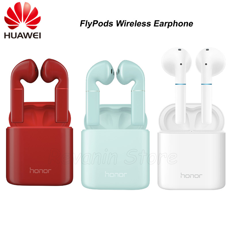 New HUAWEI honor FlyPods FlyPods Pro FlyPods Lite Bluetooth Wireless Earphone with Mic Music Touch Waterproof Dynamic Headset(China)