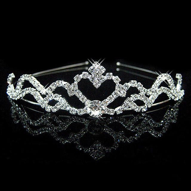 Elegant Sparkling Tiara