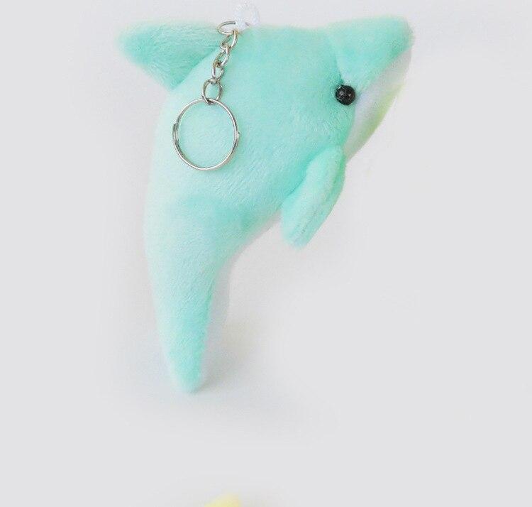 Criaturas marinas, mini delfines, juguetes acompañados de niños El origen del oc