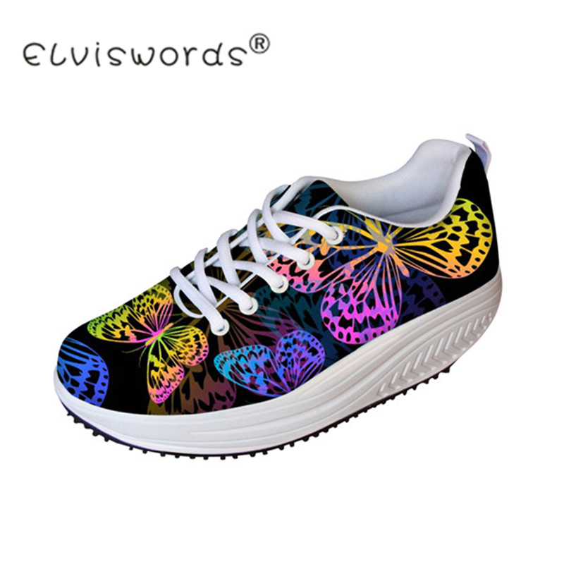 Customized Pour Hauteur Chaussures Mignon cc5062as Forme Mujer Femmes Minceur Zapatos Croissante Elviswords Imprimé Appartements cc5060as Swing 3d Ups cc5061as cc1183as Femme Papillon BTfwFBqP