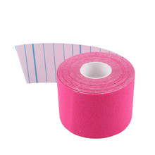Elastic Cotton Roll Adhesive Tape 5cm*5cm Sports Muscle Tape Bandage Care Kinesiology First Aid Tape Muscle Injury Support cheap Cotton + Glue Adult YOSOO