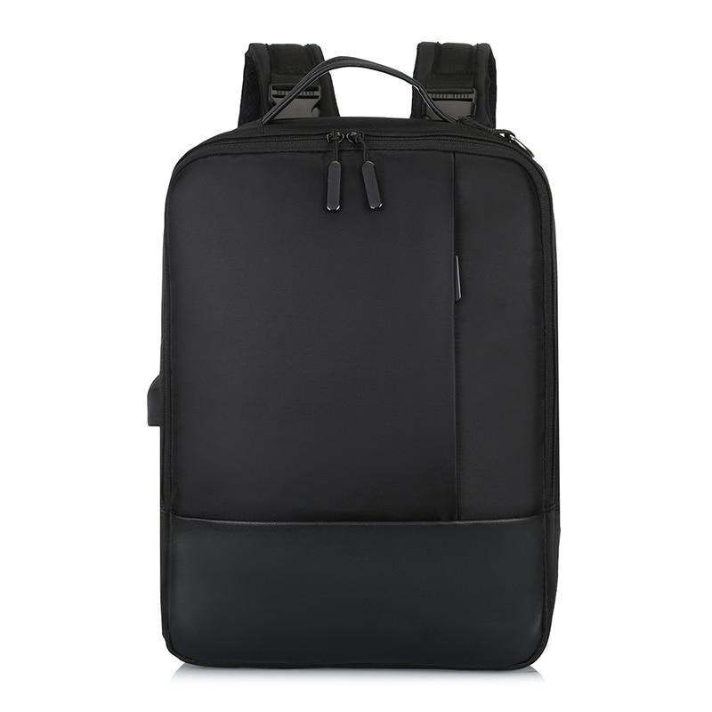 Luxury Business Men 15inch Laptop Backpack High Quality Waterproof Nylon Backpack Multiple Shoulder Bag Travel Backpack for Men