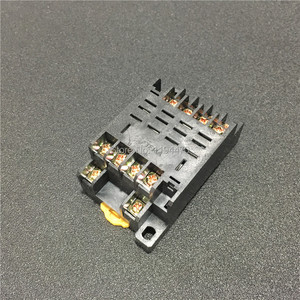 Image 2 - 5 sets LY4NJ HH64P DC 12V 24V 110V 220V AC Coil Power Relay General Purpose Miniature Relays 14 Pins 10A with PTF14A Socket Base