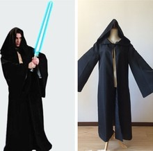 Star Wars Black Knight Darth Vader Jedi Cape Anime COS Clothing