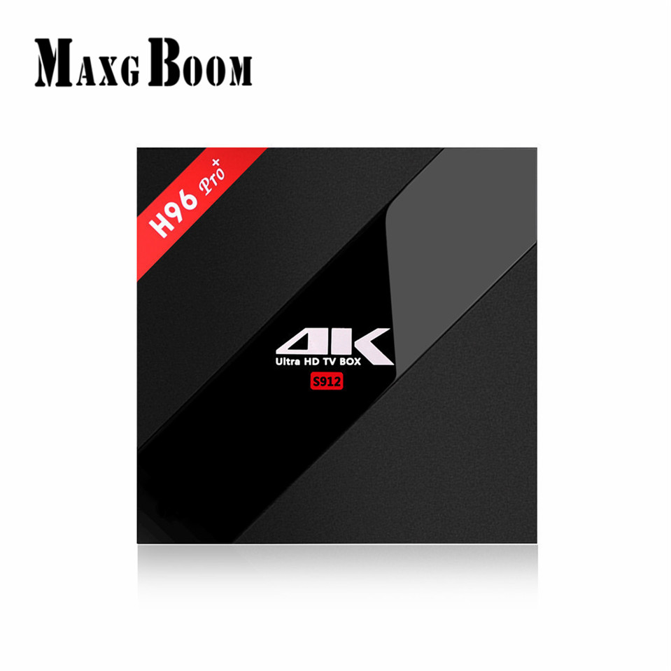 2017 Original H96 PRO Plus + Android 7.0 TV Box Amlogic S912 Octa Core2G 16G 3G 32G wifi 1000LAN Bluetooth 4.1 PK X96 T95N promoitalia пировиноградный пилинг pro plus пировиноградный пилинг pro plus 50 мл 50 мл 45%