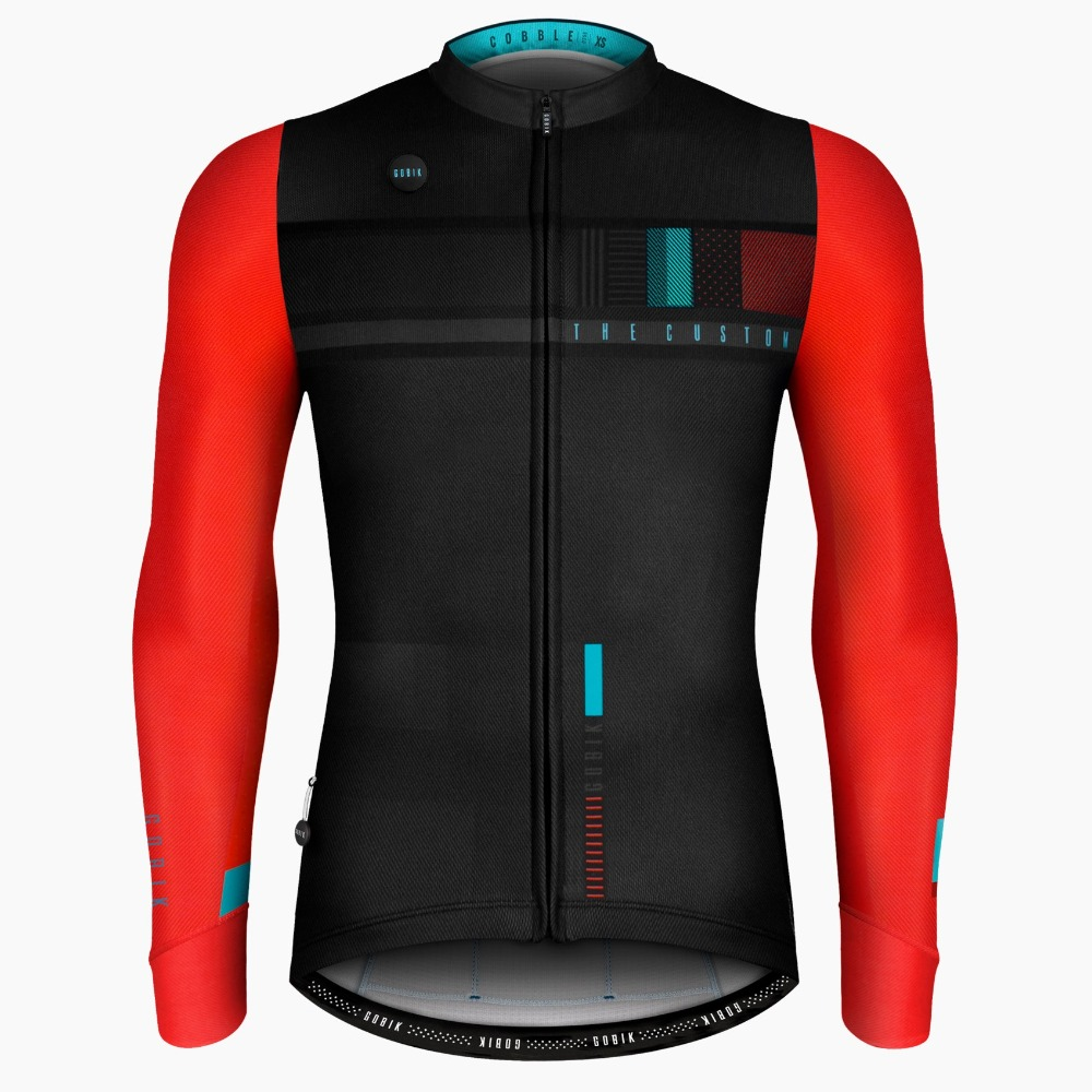 Males's Ciclismo Biking Jersey Lengthy Sleeve Autumn Bicycle Mtb Street Bike Tops Clothes Put on Maillot Ropa Ciclismo Garments