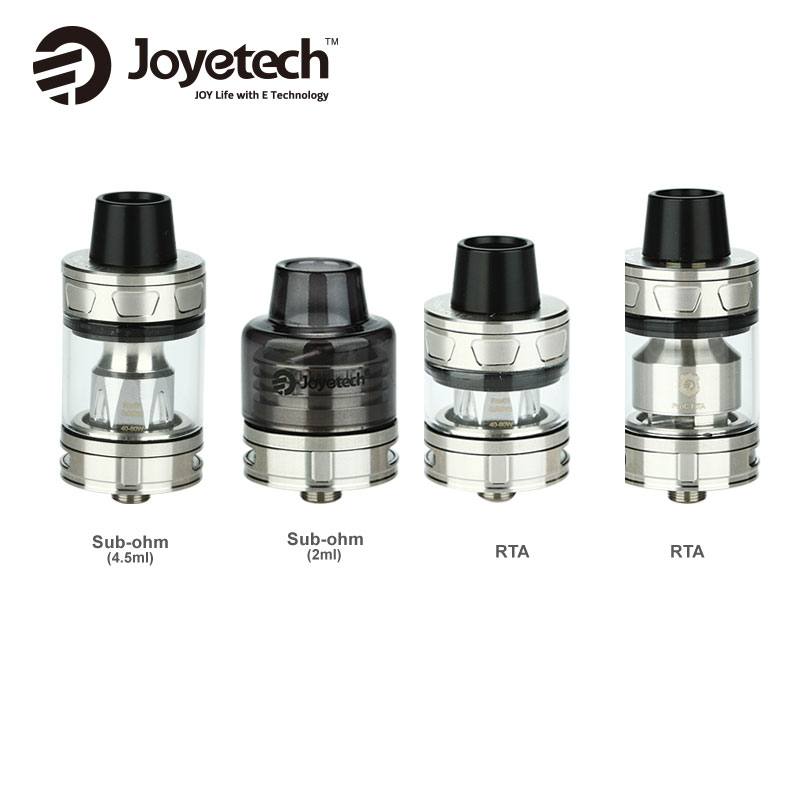 Authentic Joyetech ProCore Remix RTA/RDA/Subohm Tank Atomizer with 0.4ohm ProC1 Coil Hea ...