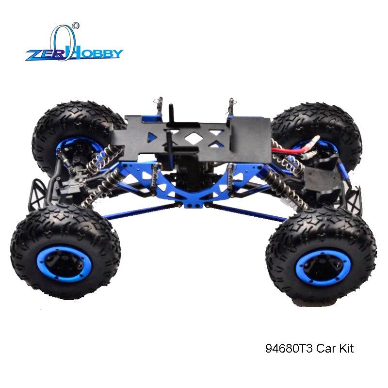 HSP RACING RC AUTO KIT NUR EX86012 1/16 KULAK ELEKTRISCHE 4WD OFF ROAD ROCK CRAWLER OHNE ELEKTRONIK (94680T3 AUTO KIT)-in RC-Autos aus Spielzeug und Hobbys bei  Gruppe 1