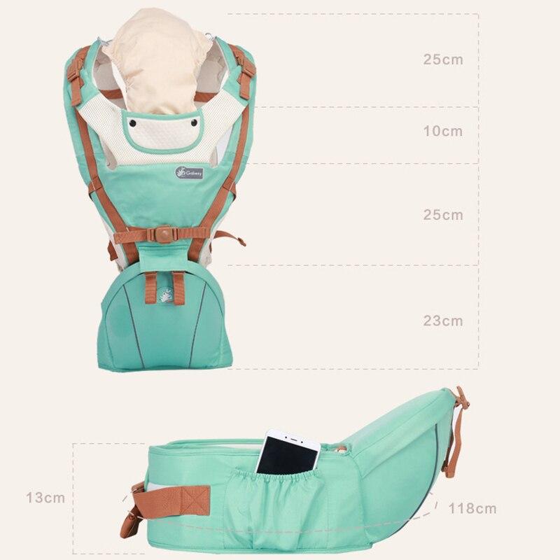 Baby Carrier 10 1 1 Sling - ბავშვთა საქმიანობა და აქსესუარები - ფოტო 5