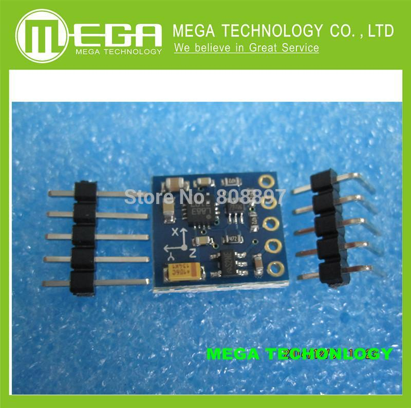 1pcs,GY-271, HMC5883L module electronic compass compass module three-axis magnet