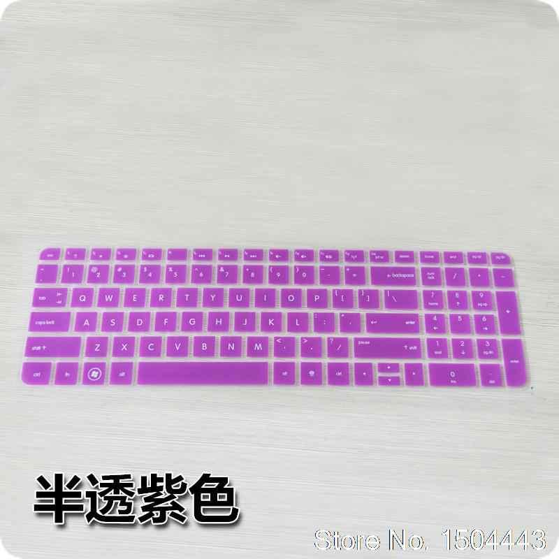 لوحة مفاتيح الكمبيوتر المحمول غطاء حامي الجلد ل جناح HP G6 Dv6-6151Tx 7001Tx G6 2024 2145 2341Tx Dv6 6152 6B12 7208T x 15 بوصة