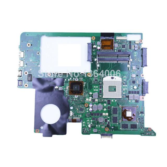 Para asus n76v n76vz madre original del ordenador portátil 2g ram gt650m placa principal probó completamente y trabajo perfecto envío gratis