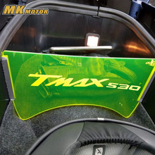BYSPRINT New For Yamaha tmax 530 2012-2016 Luggage compartment TMAX 2017 car Compartment partition placed isolation board