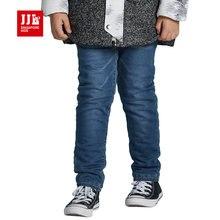Hiver enfants jeans chaud doublure polaire garçon denim pantalons garçons jeans garçons déchiré jeans garçons vêtements enfants vêtements marque