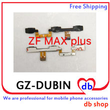 For Asus Zenfone MAX Plus ZB570TL X018D Volume Power Switch on off Button Key Flex Cable Ribbon(China)